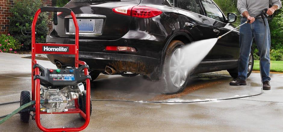 best Petrol Pressure Washer