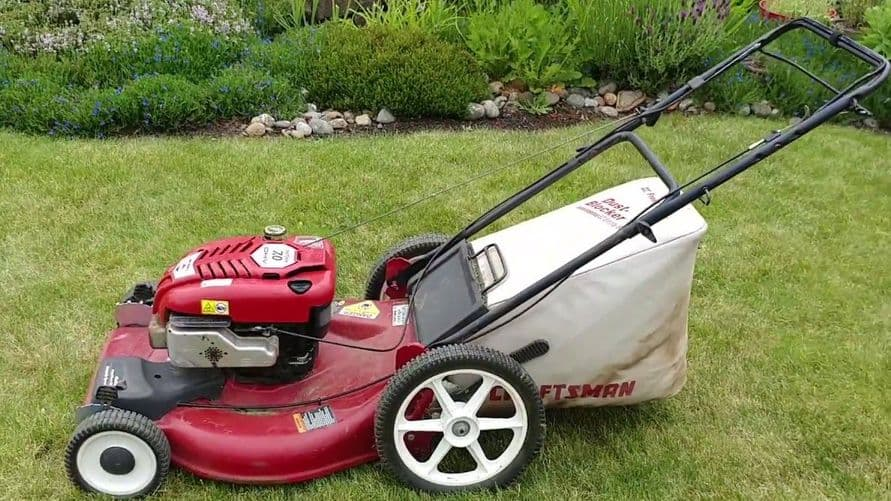 Best Self Propelled Lawn Mower-2